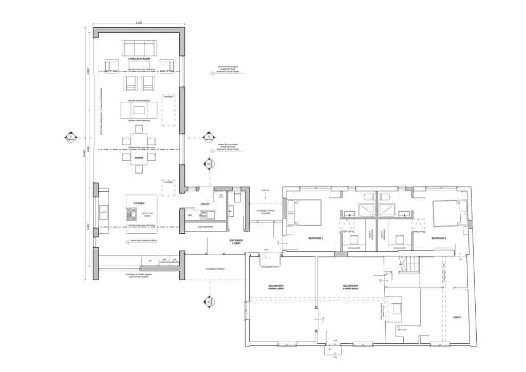 Hall Farm Cottage_Ground Floorplan