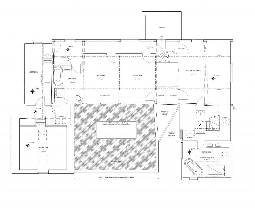 First Floorplan_Willow Farm