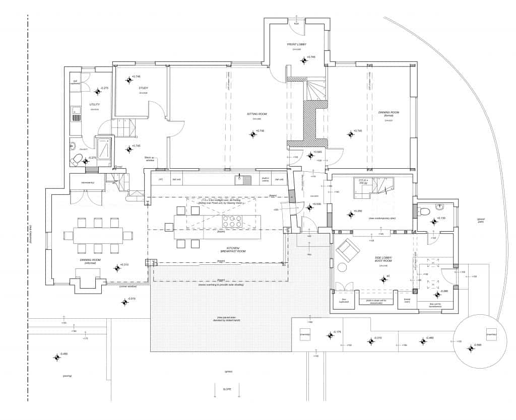 Ground Floorplan_Willow Farm