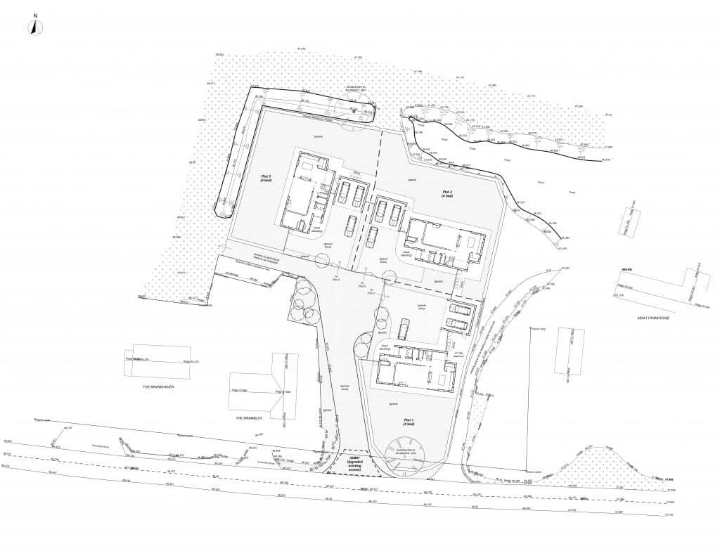 Site Pln_Moat Farm
